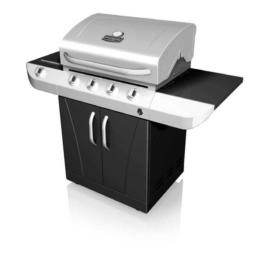 HOW DO I CLEAN A CHARBROIL MASTERFLAME GRILL - FIXYA