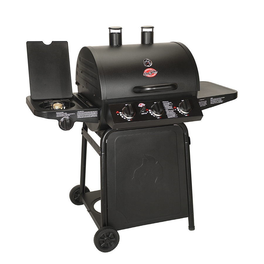 Char-Griller Smokin' Pro - Barbecue Smoker Review
