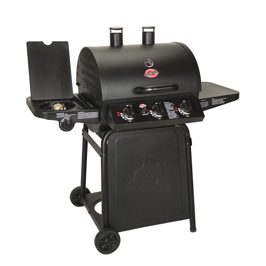 V-8 BBQ Grill - KickingTires